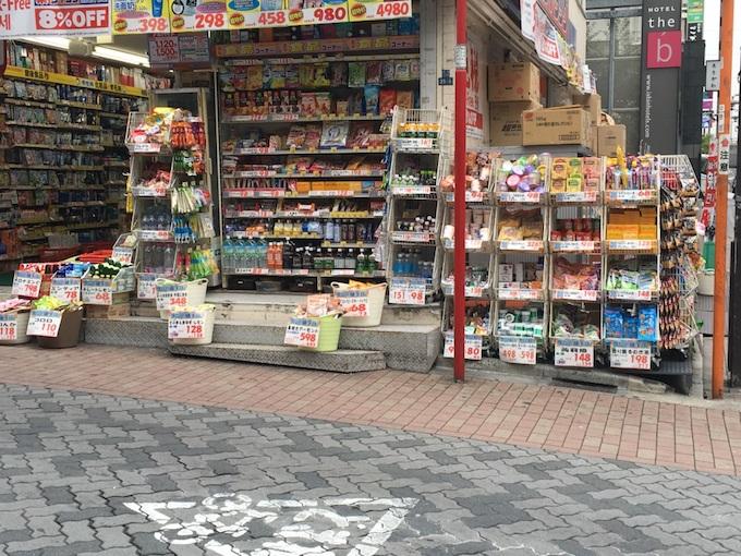 第3回:道路に面した店舗の陳列はどこに視線が集まっているのか ...