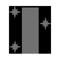蛍光のぼり旗のアイコン